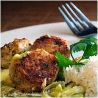 #Recept: Visgehaktballetjes met curry  http://ift.tt/2g1qZdL #Vis---schaal--en-schelpdieren