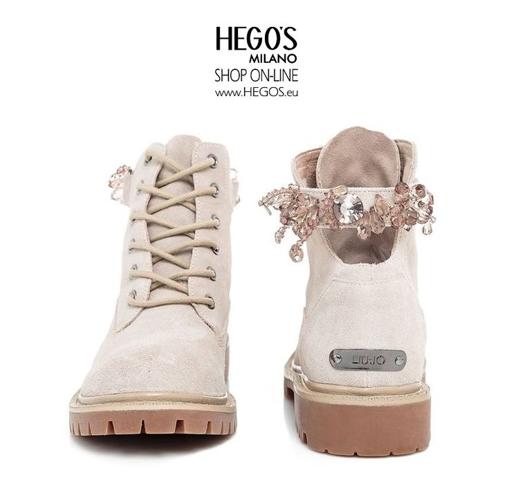 LIU JO boy boots  Autumn/Winter 15/16 Collection HEGO'S