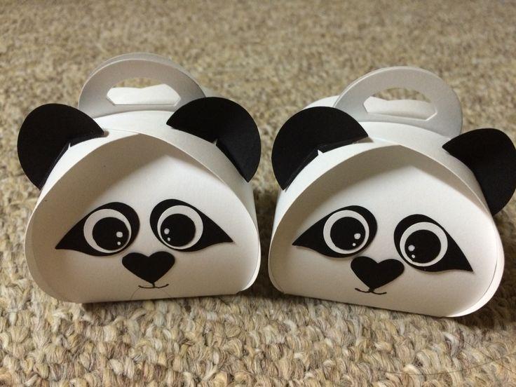 boite panda avec la matrice SU