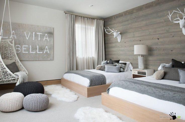 Скандинавский стиль в экстерьере и интерьере частных домов