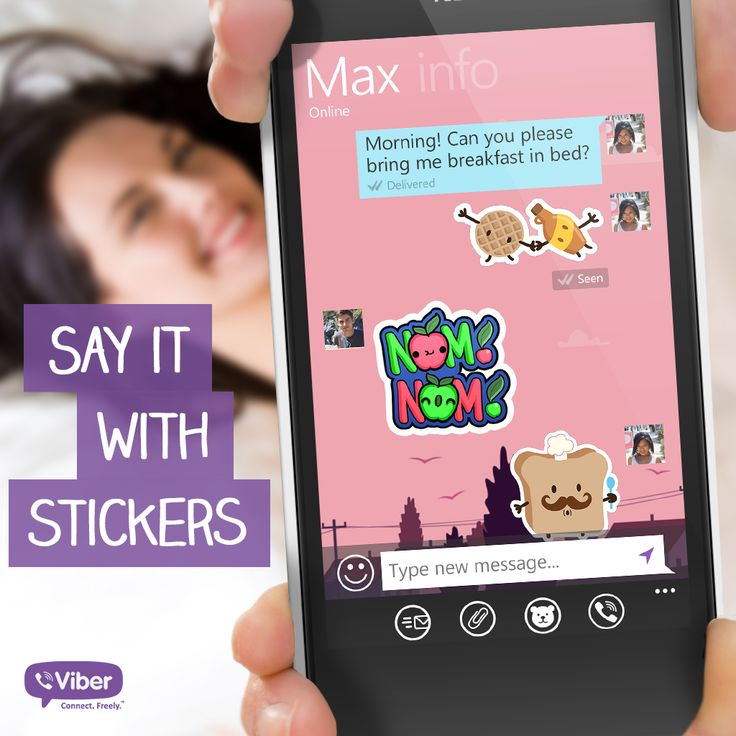 Go ahead - say it with stickers!