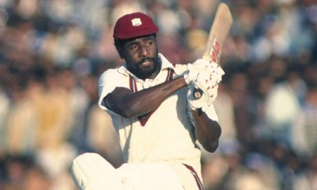 Sir Isaac Vivian Alexander Richards is a former West Indian cricketer. he is almost unequivocally regarded as the greatest One Day International (ODI) batsman of all time, as also the most destructive and feared ever, and as one of the very greatest to have ever played the game