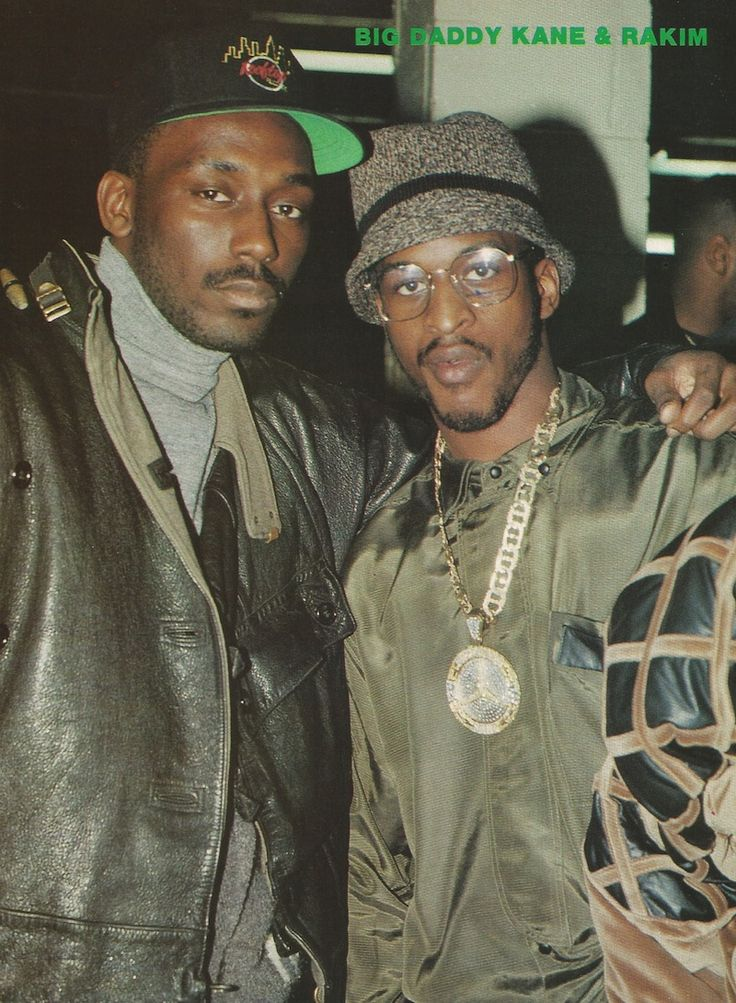 The King & The God, Big Daddy Kane and Rakim