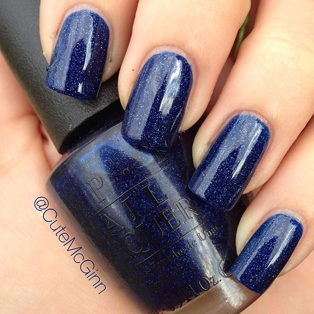 Nail Polish Arti Indonesia: @opi_indonesia Give Me Space From The Starlight Collection