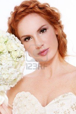 Google Image Result for http://us.123rf.com/400wm/400/400/pepperbox/pepperbox1207/pepperbox120700046/14496591-young-beautiful-redhead-bride-with-clear-make-up-and-fancy-braids.jpg