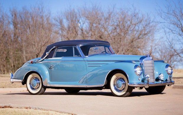 1956 mercedes benz 300 sc cabriolet mercedes benz for Mercedes benz gifts
