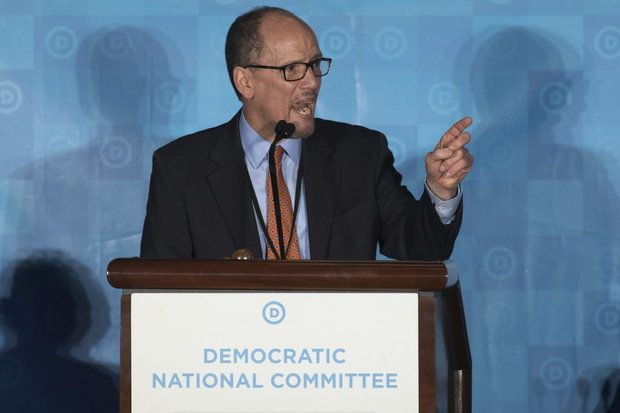 Will new Democratic Party chief make room for centrists ...