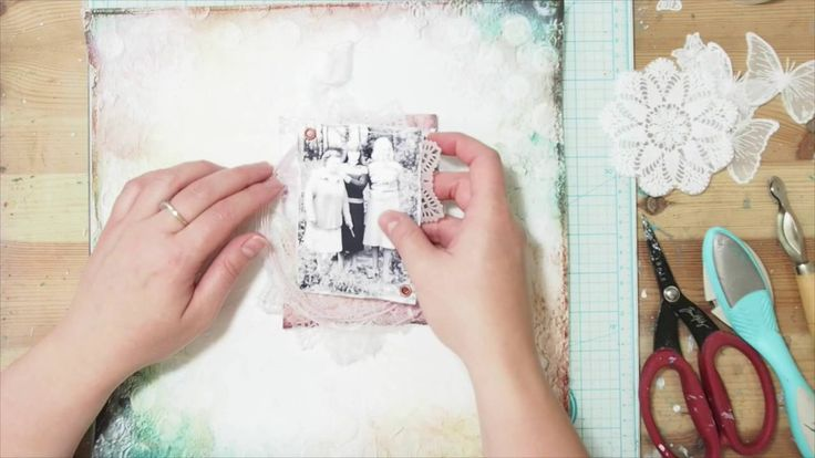 From The Family Album - layout by Kasia Bogatko