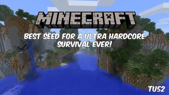 Minecraft Spielen Deutsch Minecraft Huser Seed Bild - Minecraft hauser survival