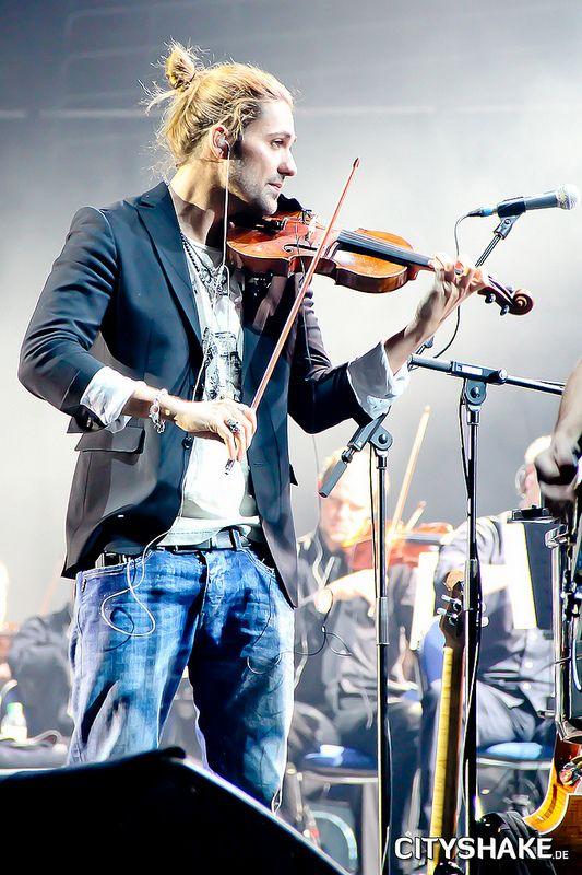 David Garrett - Rock-Anthems Tour 2012 | por cityshake