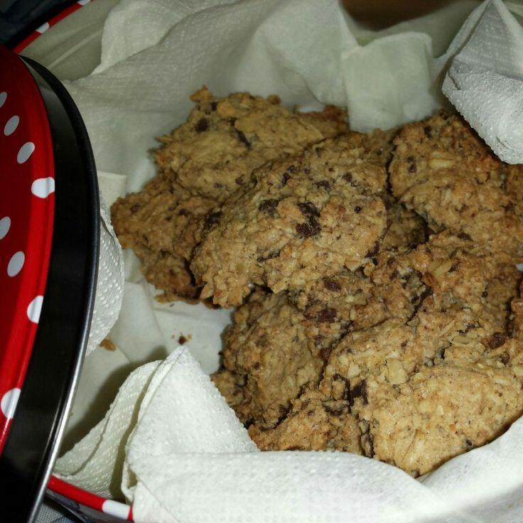 Biscotti velocissimi cornflakes