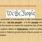 Civics Powerpoint with Interactive notes Assessment and quizes  Our Rights and System:   Government by the People:  Supremacy Clause Freedom of Exp...