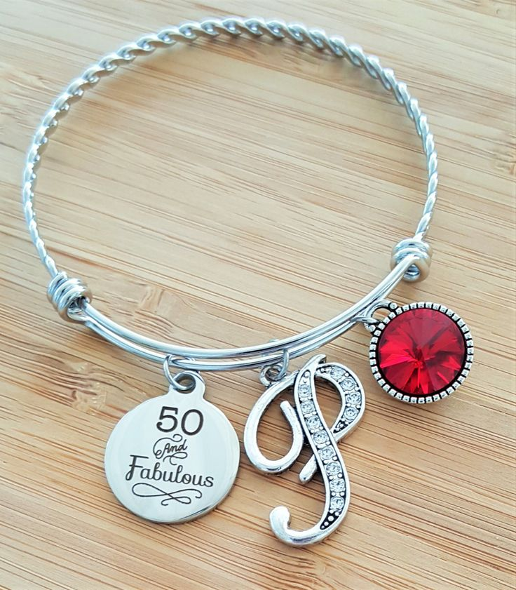 gifts crystal charm happy love heart jewelry women bracelet girls friendship friend bangle item boy birthday men