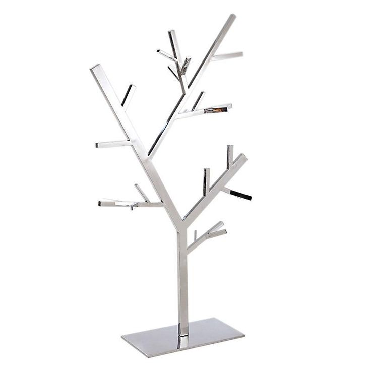 STAINLESS STEEL COAT RACK 95X30X160 - Coat Hangers - FURNITURE