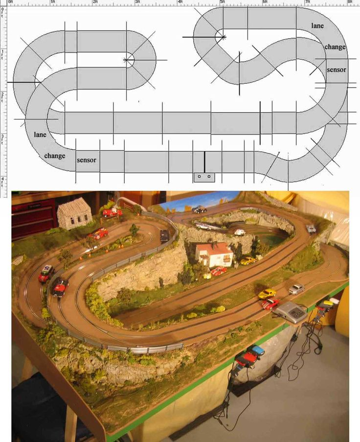 283 Best Slot Cars Slot Car Racing Tracks Images On Pinterest