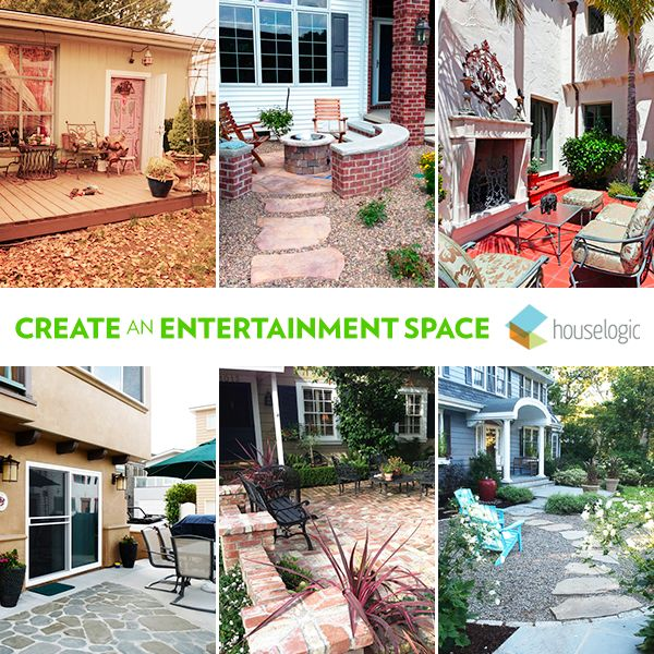 125 best deck & patio makeover ideas images on pinterest   patio ... - Front Yard Patio Ideas