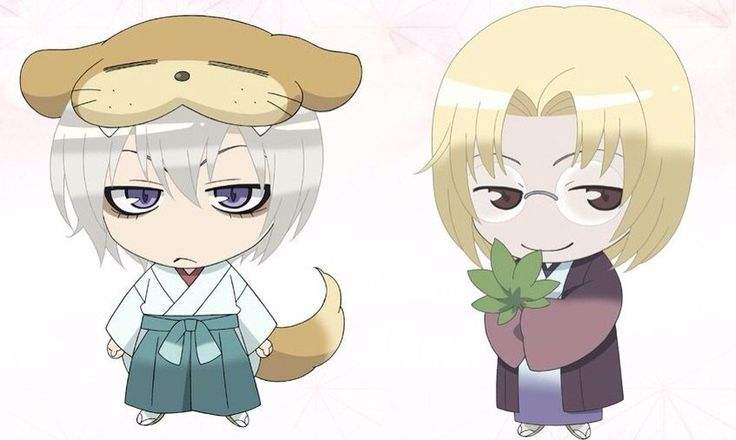 Tomoe & Mikage