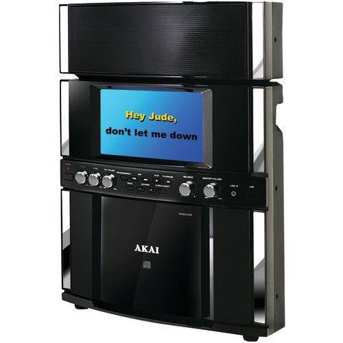 Akai Professional Karaoke System