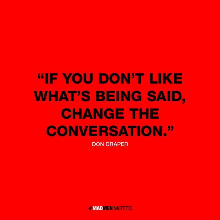 Don Draper   Mad Men Quotesu201d