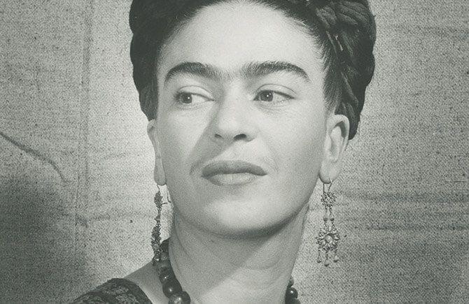 Frida Kahlo e l'arte messicana del XX Secolo a Bologna, in mostra sono esposte anche le bellissime fotografie che fanno parte della collezione nonché gli abiti, i gioielli e le pagine dei diari.