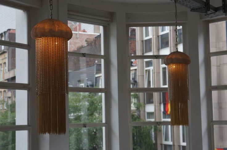 Jacques Garcia Jellyfish Chandeliers image 8