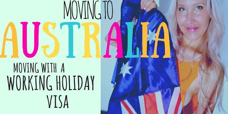 Moving to Australia, working holiday visa australia, flights, jobs, house share website, mobile phones, tax file number, RSA, RSG, farm work,