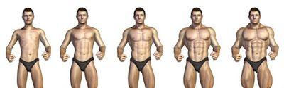 Mejora tu físico.: Rutina para ganar volumen y masa muscular