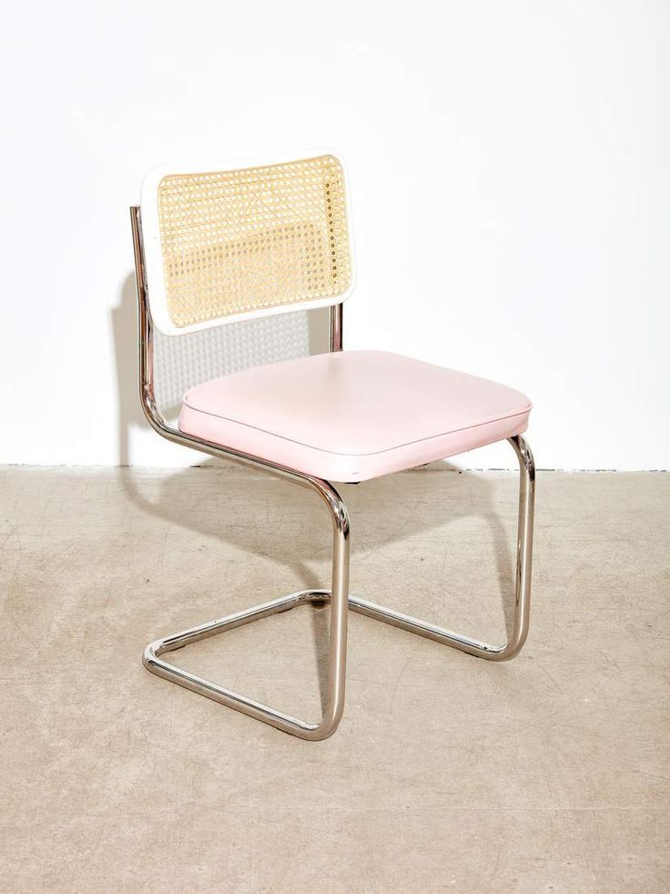 Breuer Style Dining Chair Mobilier Design Mobilier Mobilier De