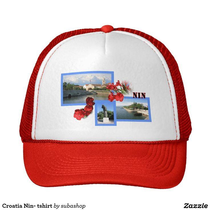 Croatia Nin- tshirt Pet