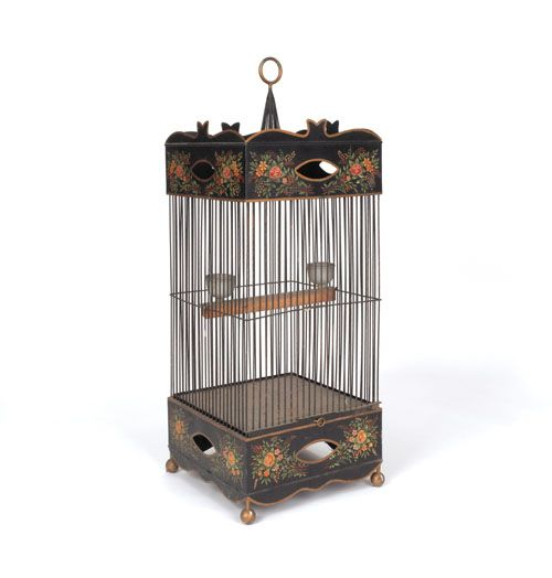 608 Best Images About Faux Birds And Cages On Pinterest