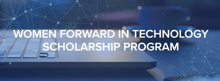 Are you a #woman who is an undergraduate or graduate student enrolled full-time at an accredited university in the US, in a #STEM field? If you are, you now have an opportunity to apply for a Women Forward in Technology #Scholarship.
