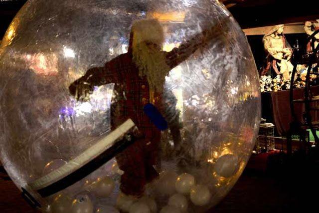 Marina Magro: la grande bolla del Natale