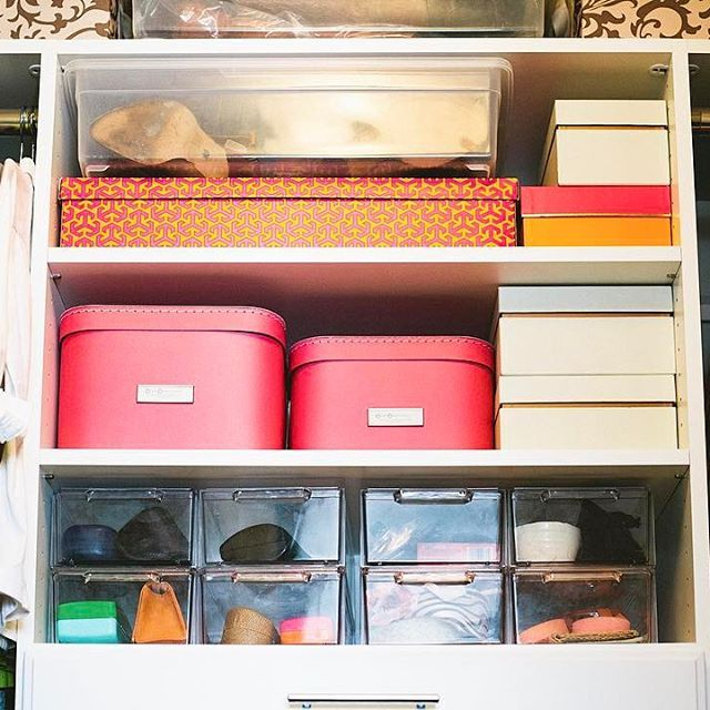 Organized closets are my freaking jam. Waking up and getting dressed should never be a chore if you get organized! www.OrganizedLifeDesign.com