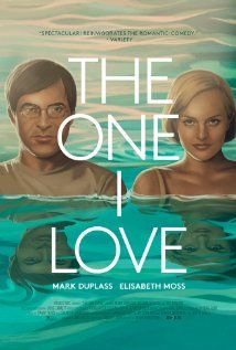 """The One I Love (2014) - I don't know how of when it hapened, but somehow """"Zoey Bartley from The West Wing"""" became one of the coolest actresses of her generation."""