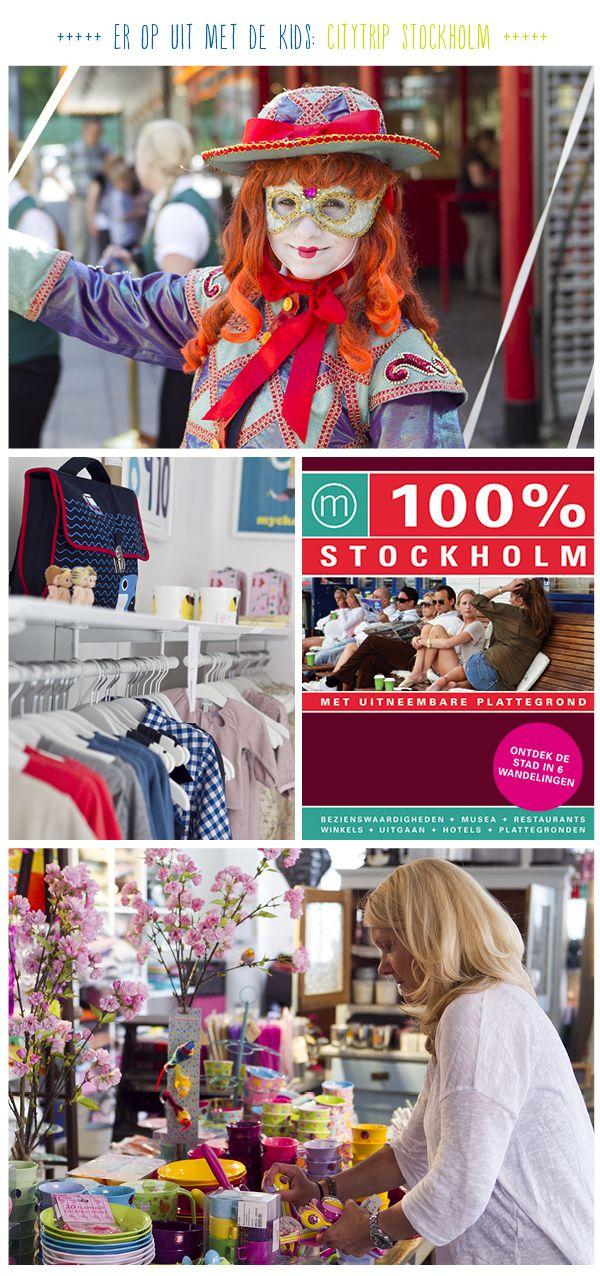 weekendje weg met kinderen citytrip stockholm