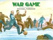 Cover of: War game by Michael Foreman