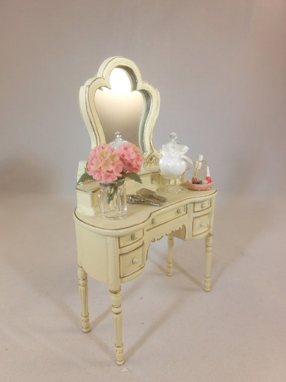 1:12 one inch scale dollhouse miniature furniture by AWorldOfWood