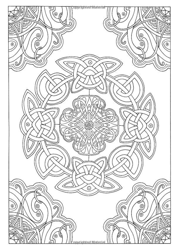 170 best Celtic knot designs images on Pinterest Celtic knots - best of printable coloring pages celtic designs