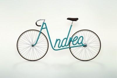 type bikes! @Andrea Smith