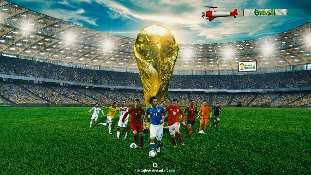 FIFA World Cup 2014: Excitement in the Air