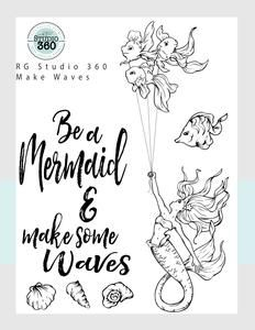 Make Waves - March's FREE Virtual Class