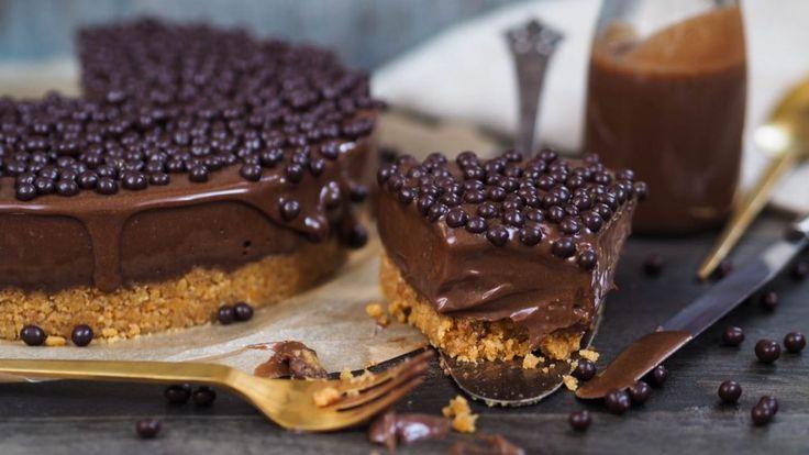Chocolate cheesecake – Ida Gran-Jansen