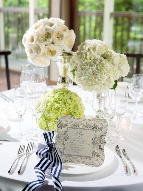 THE GARDEN PLACE SOSHUEN(ザ ガーデンプレイス ソシュウエン)|結婚式場写真「テーブルコーディネートイメージ」 【みんなのウェディング】