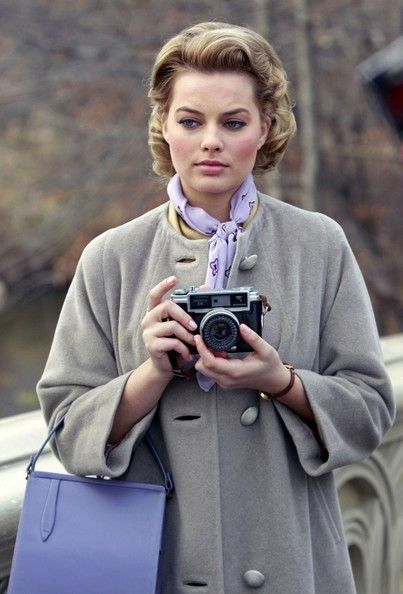 Margot Robbie. I miss Pan Am and its style :(
