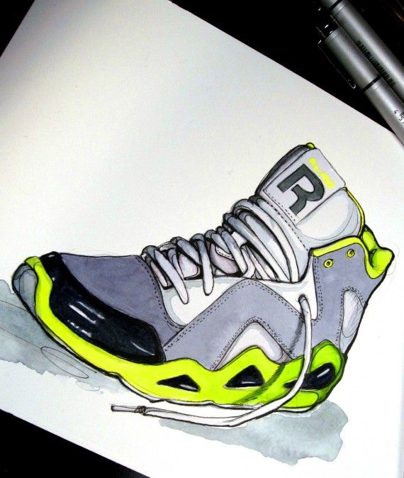 Jeremy Sallee is a sick designer and the man behind the Swizz Beatz x  Reebok collab Kamikaze sneaks.