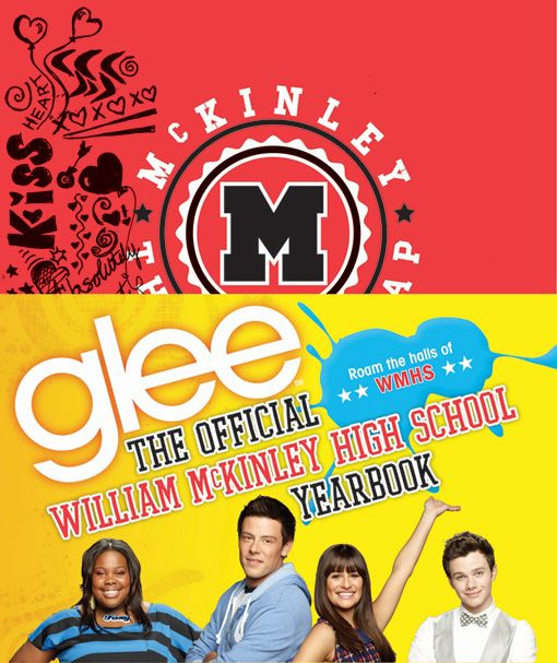 'Glee' Official William McKinley High School Yearbook: See pages! -- EXCLUSIVE