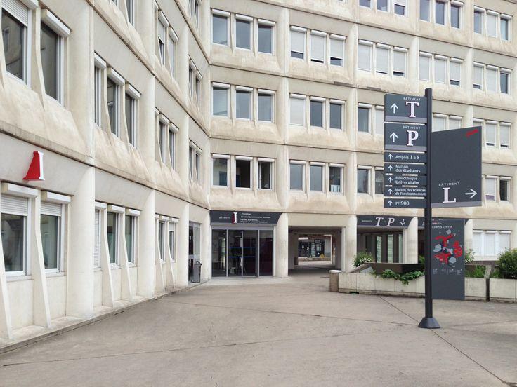 Université Paris-Est Créteil - Lettres.