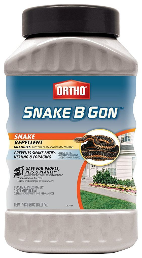 Ortho Snake B Gon Snake Repellent Granules, 2-Pound (Not Sold in AK) ** Awesome product. Click the image : home diy yard