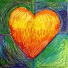 This is an easy, colorful heart art lesson plan inspired by famous artist Jim Dine. The art is made with watercolor paper, oil pastel, plus a speci...