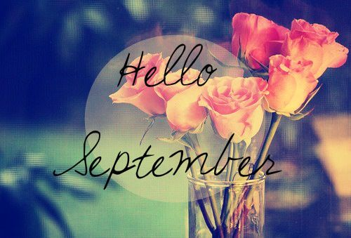 September Roses september hello september welcome september happy september…